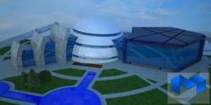 دانلود پلان مرکزهنرهای نمایشی با تصاویر سه بعدی - (www.memarcad.com) (1)