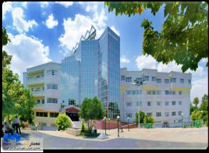 پاورپوینت تحلیل بیمارستان دنا شیراز - (www.memarcad.com)